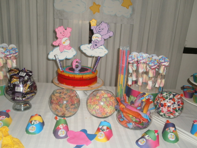 Care Bears Party / Birthday / Party Photo: