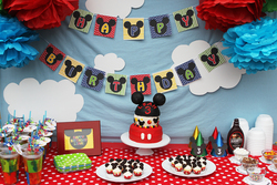 Mickey Party - Mickey Mouse Clubhouse