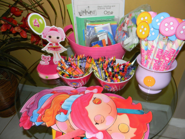 Lalaloopsy Party / Birthday / Party Photo: