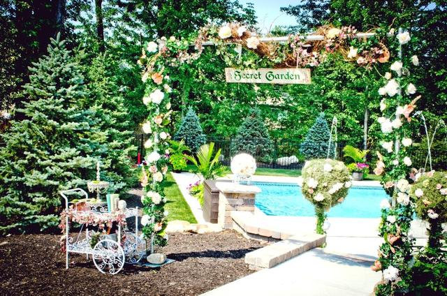... Secret Garden Birthday Party Ideas | Photo 1 of 20 | Catch My Party