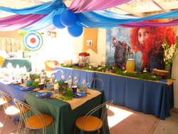 Fernanda's 4th B-Day - Brave/ Merida