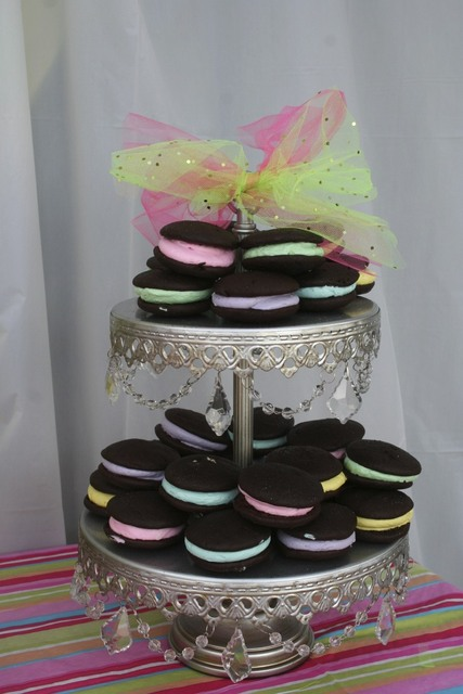My Little Pony and Rainbows / Birthday / Dessert Table: Whoopie Pies