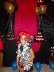 Pirate Princess - Pirate Party