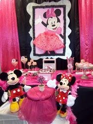 Samara's 2nd Bday - Minnie Mouse