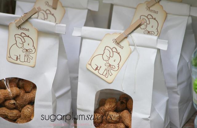 Baby Shower/Sip & See / Party Favors: