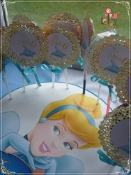 Cinderella's for a day - Cinderela Party