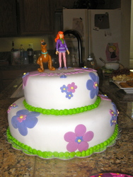Brynne's Scooby-Doo Birthday Party - Girl's Scooby Doo Party
