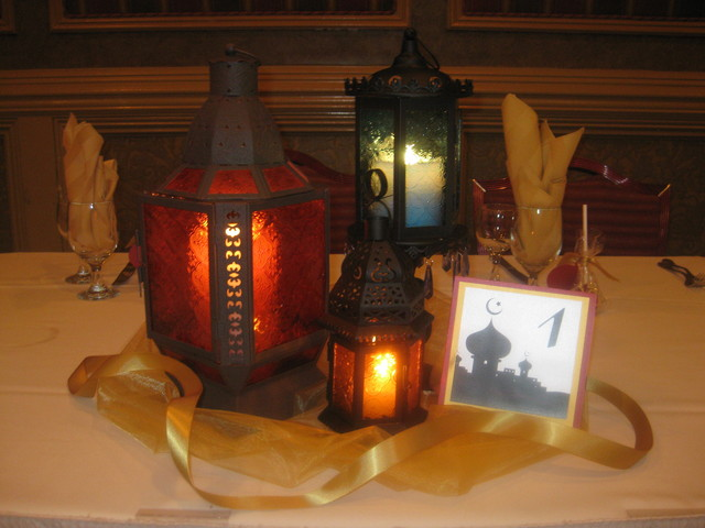 Arabian Nights 50th Birthday party / Birthday / Featured Photo:
