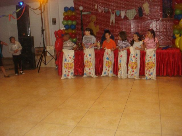 Sesame Street / Birthday / Party Photo: One of the games!!