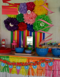 Cinco de Mayo - Ole' - Mexican Fiesta Birthday