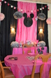 Coco's Minnie Mouse 3rd Birthday - Minnie and Mickey Mouse
