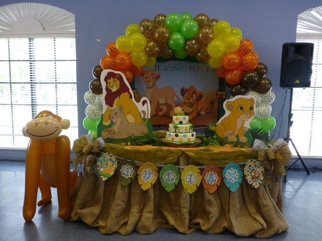 Baby Lion King / Baby Shower / Featured Photo: