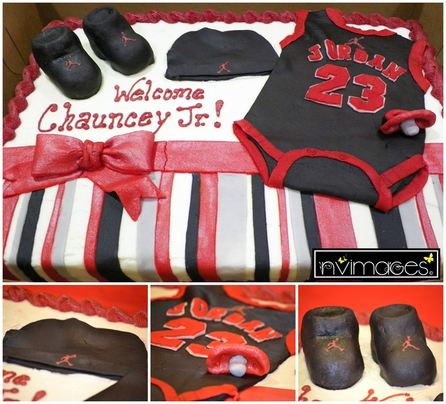 michael jordan jumpman baby shower party ideas photo 4 of 23 catch