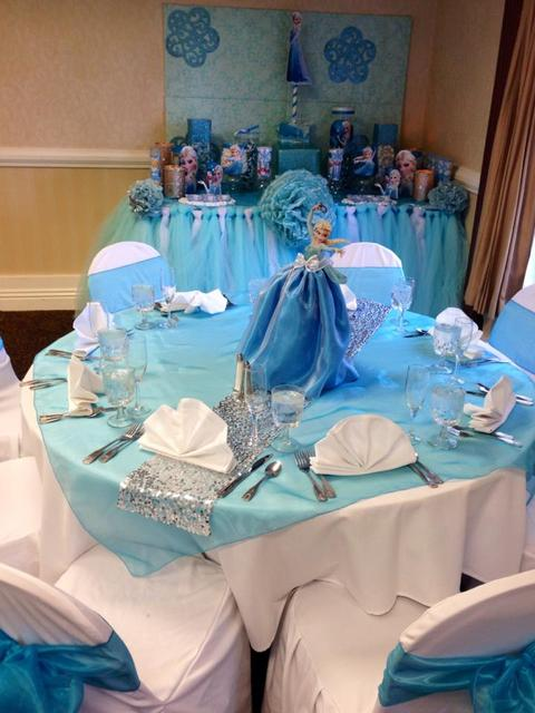 frozen first communion party ideas photo 9 of 18 catch my party. Black Bedroom Furniture Sets. Home Design Ideas