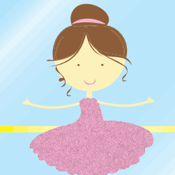 Ballerina-party-free-printable