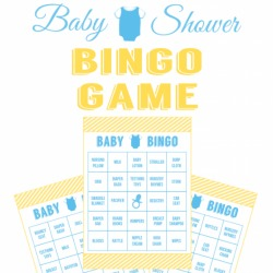 Free-printable-boy-baby-shower--bingo-game-cards