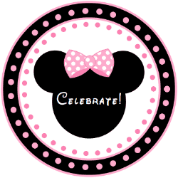 minnie mouse pink printables