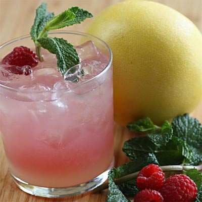 Acai-grapefruit-mocktail