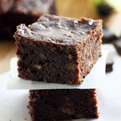 Chocolate-banana-brownie-recipe