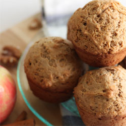 Cinnamon-applesauce-muffin-recipe