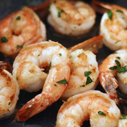 Easy-lemon-garlic-shrimp