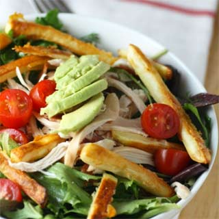 French-fry-salad-recipe