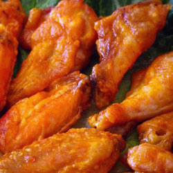 Tangy-spicy-crunchy-baked-buffalo-wings