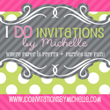 I DO invitations by michelle