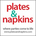 Plates & Napkins Party Supplies