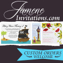 Jamene Invitations