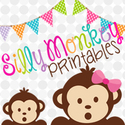 Silly Monkey Prints