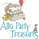 Alki Party Treasures